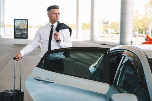 Société de taxi pour le transfert de personne depuis l'aéroport de Tours - Val de Loire